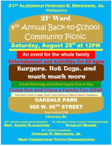 21st Ward Community Picnic