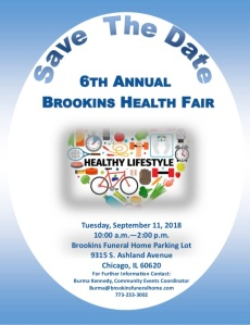 Brookins Health Fair