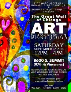 Art Festival Flyer