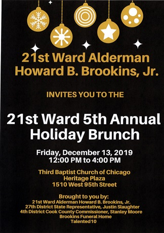 21st Ward 5th Annual Christmas Party