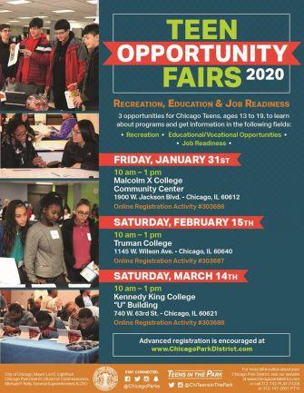 Teen Opportunity Fair