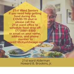Senior COVID-19 Food Assistance
